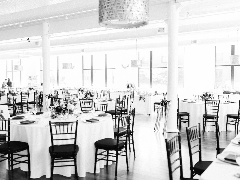 A reception at Loft 310 in downtown Kalamazoo